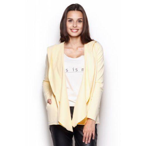 Figl Bluza damska model 304 yellow