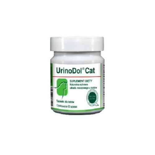 urinodol mini kot-mały pies wspomaganie funkcji układu moczowego 60 tabl. marki Dolfos