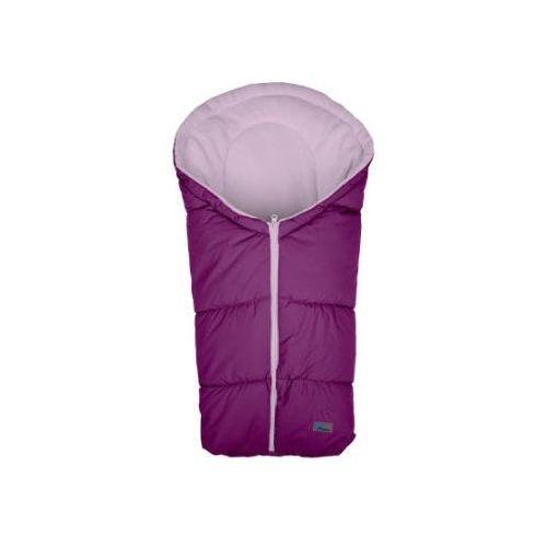 Alta bebe Altabebe śpiworek zimowy basic do fotelika samochodowego, rozmiar 0+, violett-rose (4897015978082)