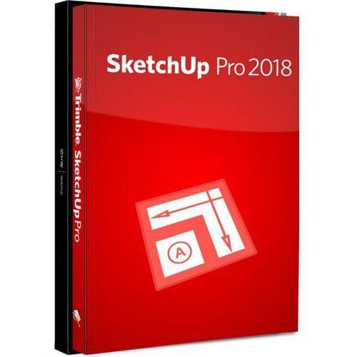 Sketchup pro 2018 pl box + v-ray 3 usb marki Trimble