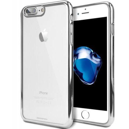 Mercury ring2 - etui iphone 7 plus (srebrny) - szybka wysyłka - 100% zadowolenia. sprawdź już dziś!