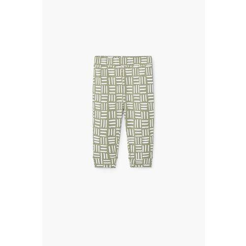 Mango Kids - Spodnie dziecięce Elisboy 68-98 cm
