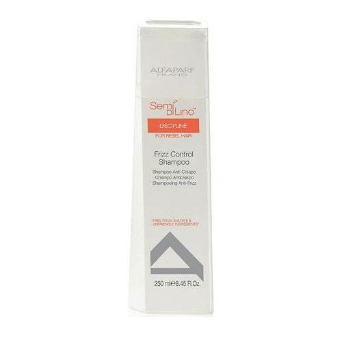 Alfaparf  szampon wł. kręcone semi di lino frizz control discipline 250ml, kategoria: mycie włosów