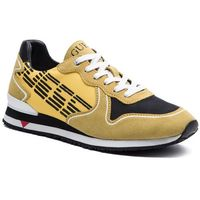 Sneakersy - new glorym fm7ngl sue12 yello, Guess, 40-45