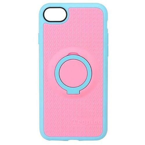 Benks Etui magic tropico apple iphone 7 plus - pink-blue - pink