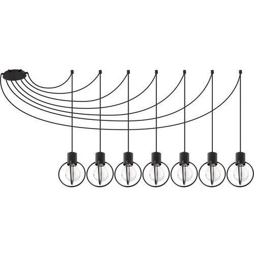 Aura koło 7 czarny mat podwieszana 31087 SIGMA, 31087