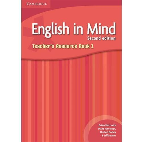 OKAZJA - English in Mind 1. Teacher's Resource Book (176 str.)
