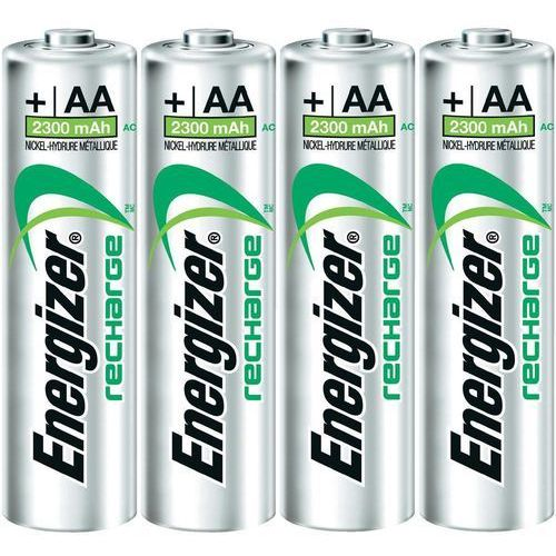 Energizer 4 x akumulatorki r6/aa ni-mh 2300mah extreme