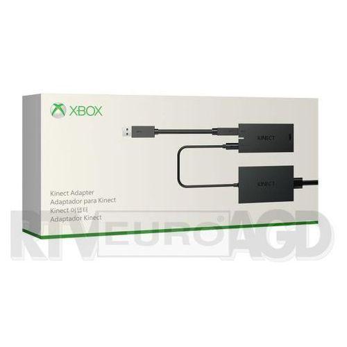 Xbox one adapter kinect xbox one s / pc - produkt w magazynie - szybka wysyłka! (8898421109998)