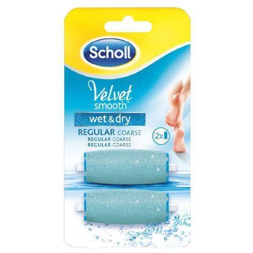 Scholl Głowica obrotowa  velvet smooth wet&dry (5900627066562)