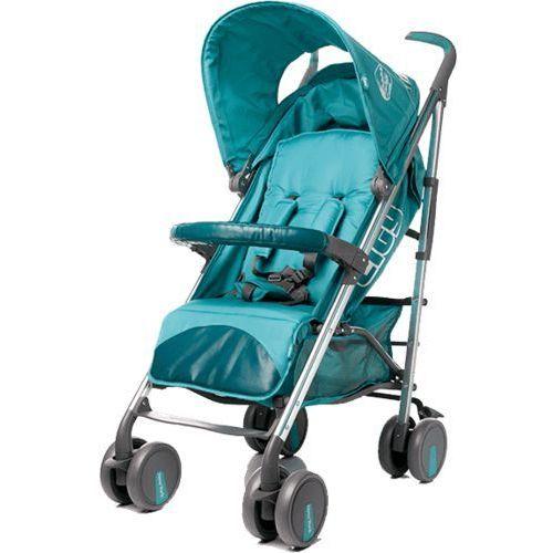 4BABY City XV Wózek spacerowy – Zielony - sprawdź w wybranym sklepie
