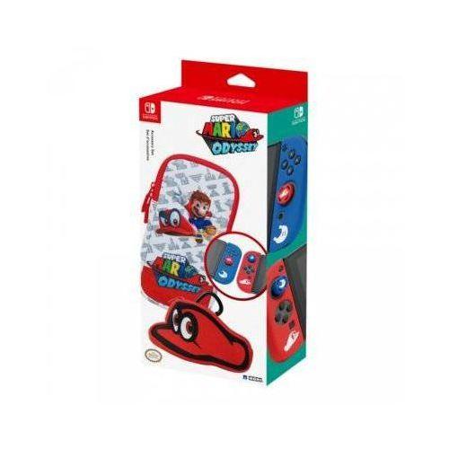 Zestaw akcesoriów HORI Mario Odyssey Starter Kit do Nintendo Switch (0873124006841)