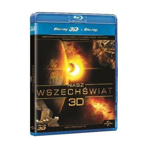 Film TIM FILM STUDIO Nasz wszechświat 3D Our Universe 3D (5900058302925)