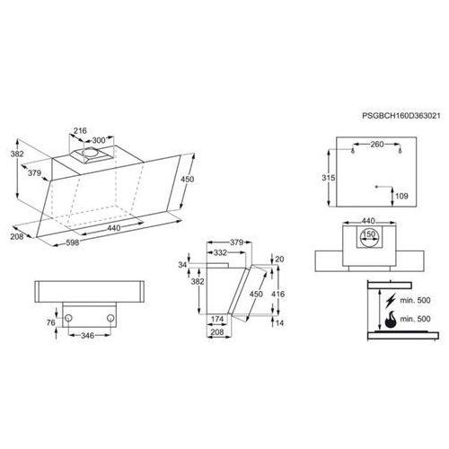 Electrolux EFV60657O