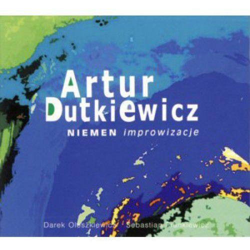 Artur Dutkiewicz - Niemen Improwizacje (Digipack) (5907760035011)