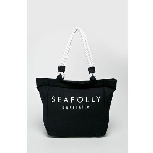 - torba plażowa canvas rope tote marki Seafolly