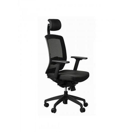 Sitplus Fotel ergon czarny
