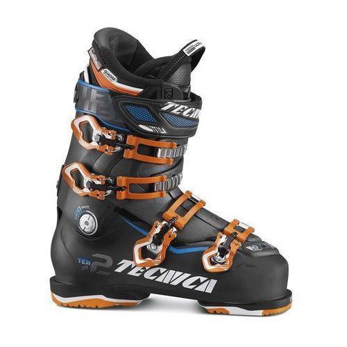 Tecnica Buty narciarskie ten.2 120 hvl czarny/pomarańczowa 27.5