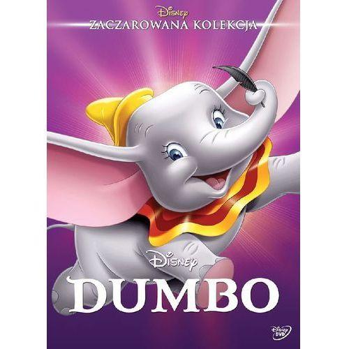 Galapagos Zaczarowana kolekcja: dumbo (dvd) - ben sharpsteen darmowa dostawa kiosk ruchu (7321917506540)