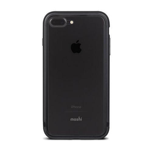 Moshi luxe - aluminiowy bumper iphone 7 plus (black) (4713057251108)