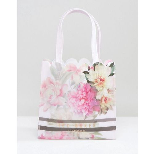 Ted baker  amalcon painted posie small icon bag - multi