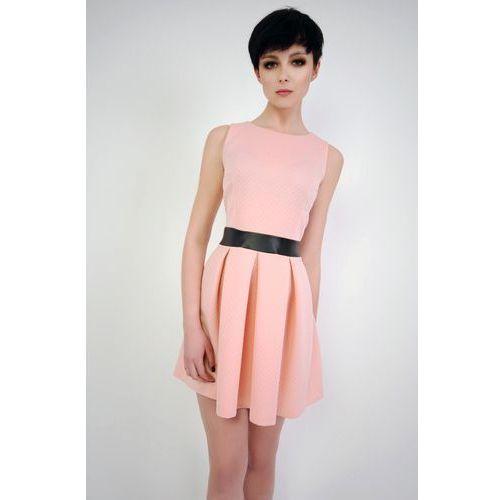 Vera fashion Sukienka madelaine różowy