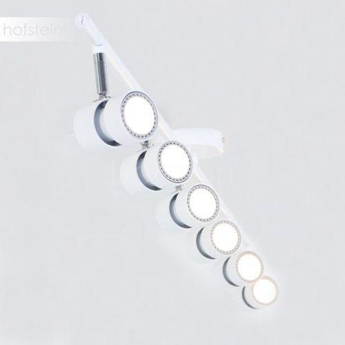 Steinhauer natasja lampa sufitowa led biały, 6-punktowe - nowoczesny - obszar wewnętrzny - natasja - czas dostawy: od 10-14 dni roboczych (8712746115406)