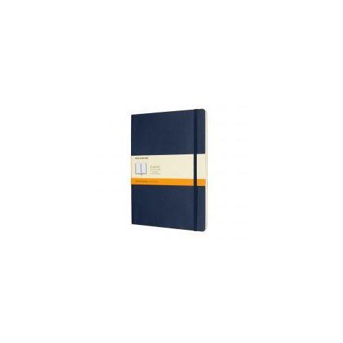 Moleskine Notatnik classic xl linie, miękka oprawa, szafirowy (8055002854771)