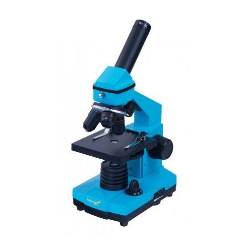 Mikroskop 2l ng azure błękitny marki Levenhuk