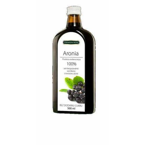 Premium rosa Aronia 500 ml
