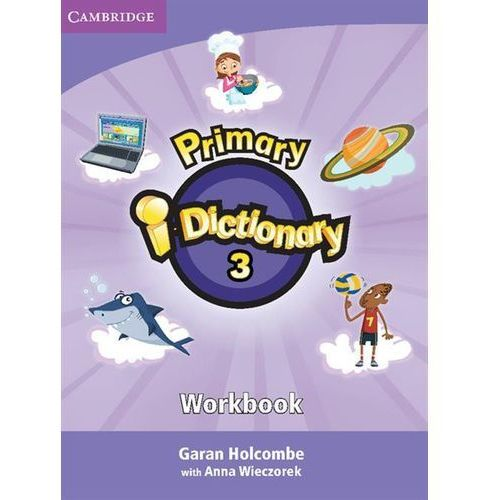 Primary i-Dictionary Level 3 Flyers Workbook and DVD-ROM Pack (2014)