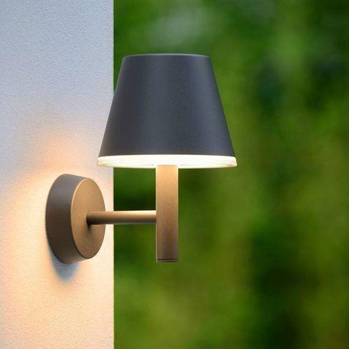 JOSY-Kinkiet LED zewnętrzny Aluminium Wys.20,5cm (5411212290212)