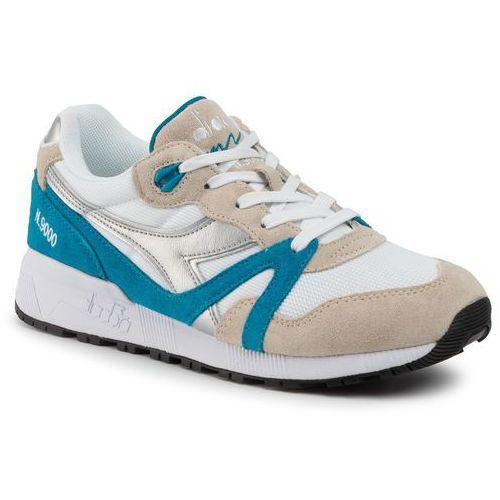 Sneakersy - n9000 spark 501.174829 01 c7944 white/fog/silver marki Diadora