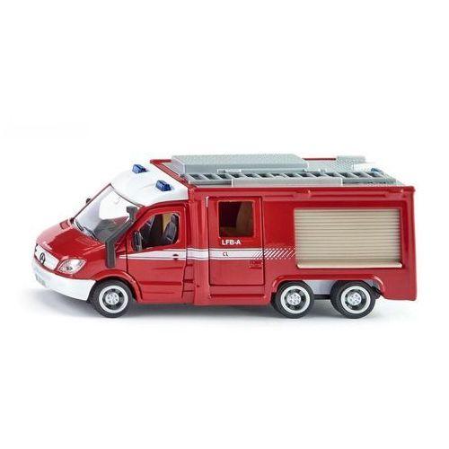 Siku Wóz strażacki Mercedes Sprinter 6x6 z kategorii Straż pożarna