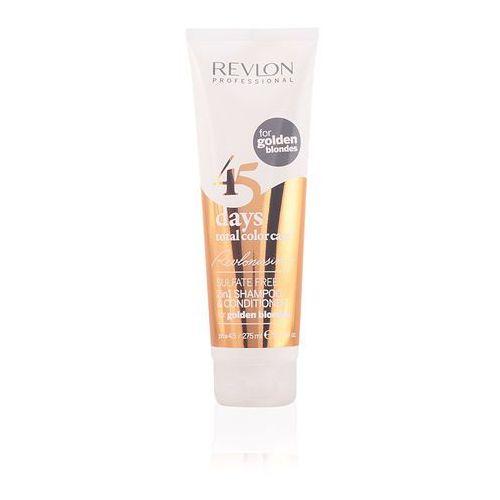 45 DAYS 2In1 Shampoo & Conditioner For Golden Blondes 275 Ml
