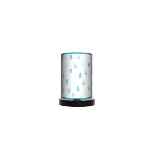 Lampa stojąca mała - deszczyk marki Lampy