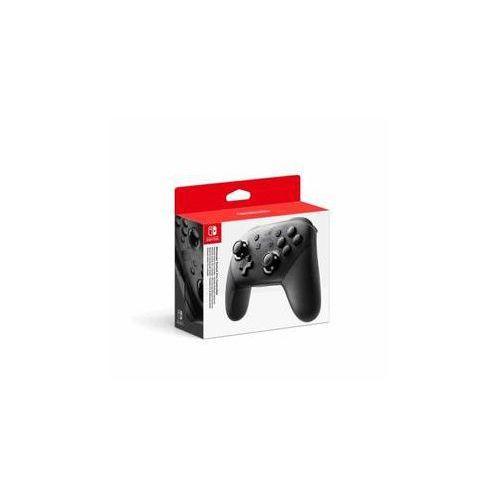 Gamepad Nintendo Switch Pro Controller (NSP140) Czarny