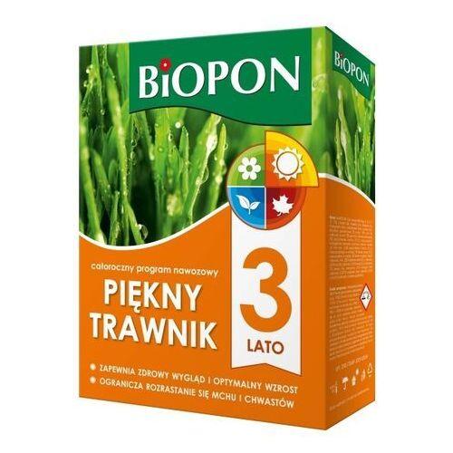 Biopon Nawóz piękny trawnik lato 2 kg (5904517269828)