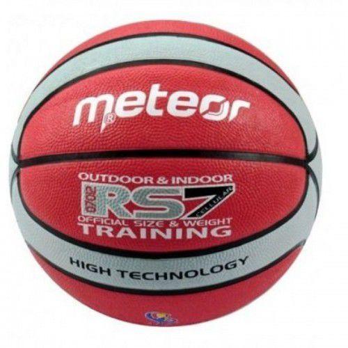 Piłka do koszykówki Meteor Cellular RS7 FIBA r. 7 (5900724070127)