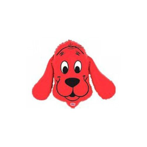 Grabo balloons Balon foliowy clifford wielki czerwony pies - 62 cm - 1 szt.