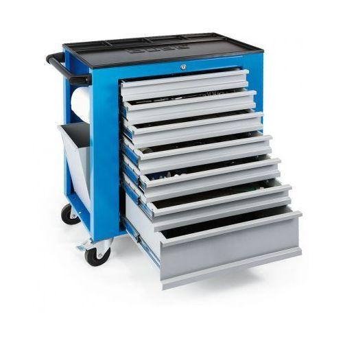 Wózek warsztatowy na narzędzia - szufladowy