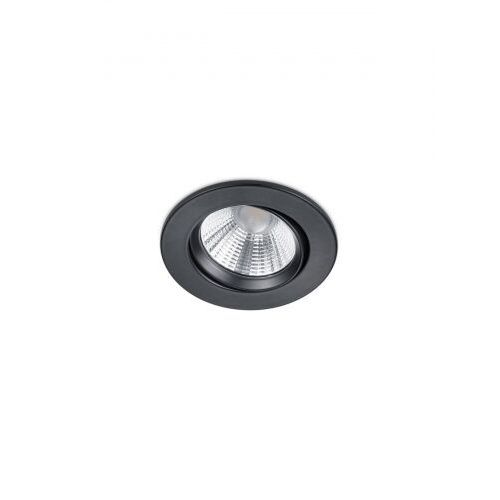 Trio Pamir 650510132 oczko oprawa wpuszczana IP23 1x5,5W LED 3000K czarny mat (4017807378085)