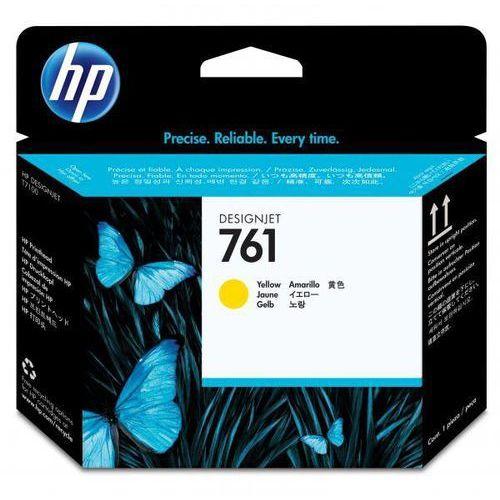 Hewlett-Packard HP oryginalny głowica drukująca CH645A, yellow, No.761, HP DesignJet T7100 Darmowy odbiór w 20 miastach! (8856314482054)