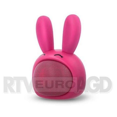 Forever tf1 Głośnik bluetooth forever abs-100 sweet animal rabbit pinky