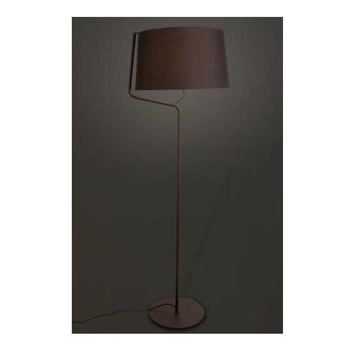 Maxlight chicago f0036 lampa stojąca podłogowa 1x100w e27 czarna