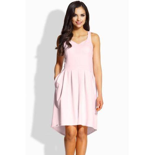 Sukienka Model L210 Powder Pink