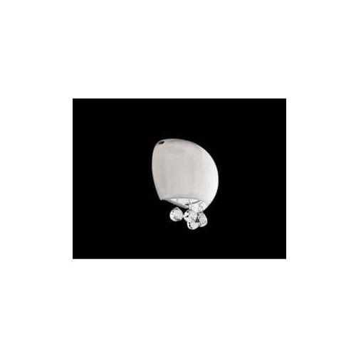 quince az0912 lw1056 kinkiet lampa ścienna 1x40w g9 biały / chrom marki Azzardo