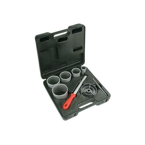Zestaw otwornic VERTO 60H900 (5 elementów), T 60H900