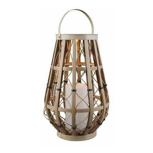Trio RL Vinto R55276944 lampa stojąca zewnętrzna 1x0,2W LED beżowa (4017807492026)