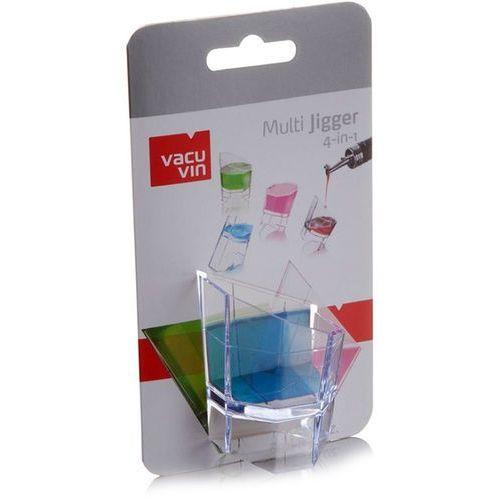 Vacu Vin - Multi Jigger - kieliszek miarowy (4 miarki)